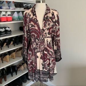Free people gorgeous floral dress